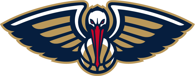 New Orleans Pelicans Logo PNG - 33964