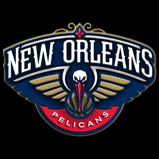 New Orleans Pelicans Logo PNG - 33969