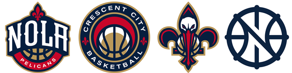 New Orleans Pelicans Logo PNG - 33971
