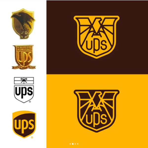 Image via delicious_design_league and featured with permission - New Ups Logo PNG