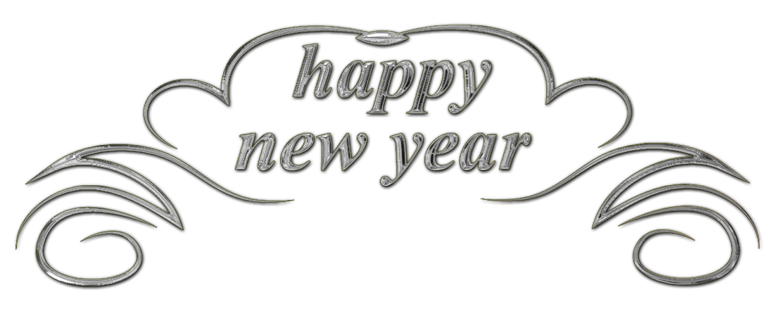 Happy New Year Png Images 96