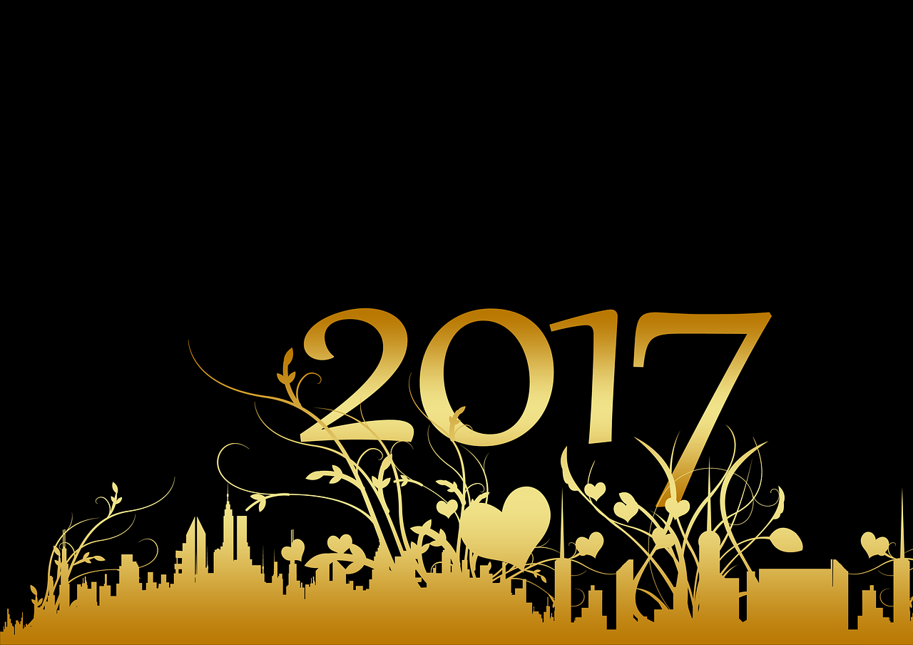 New Year HD PNG - 89806