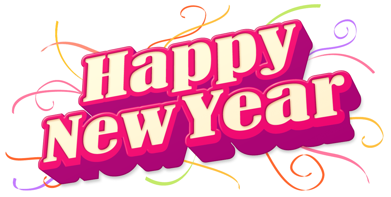New Year HD PNG - 89803