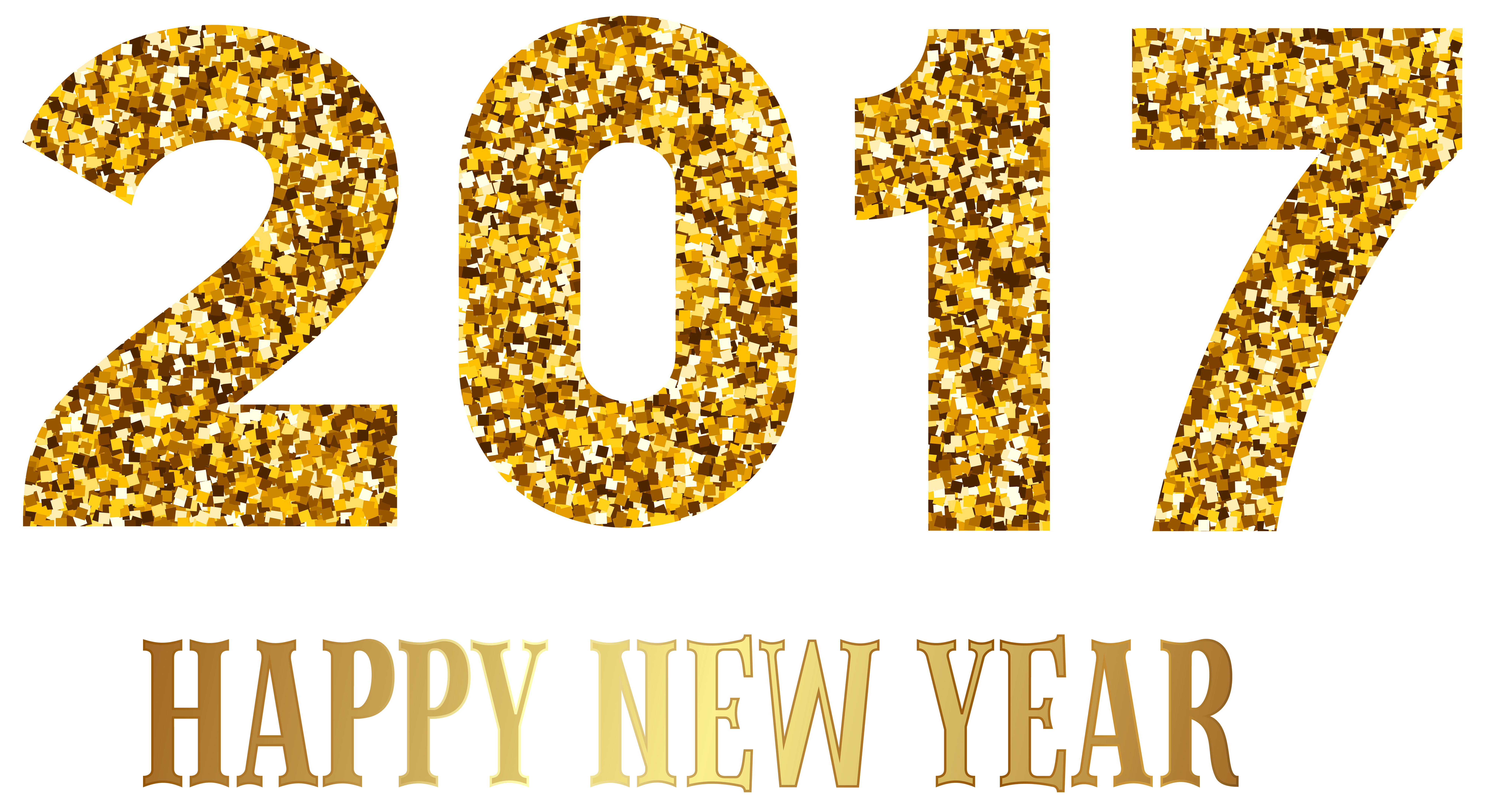 New Year HD PNG - 89808