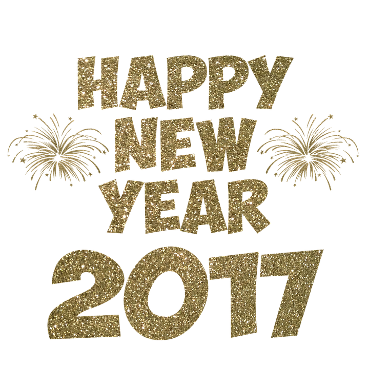 New Year HD PNG - 89815