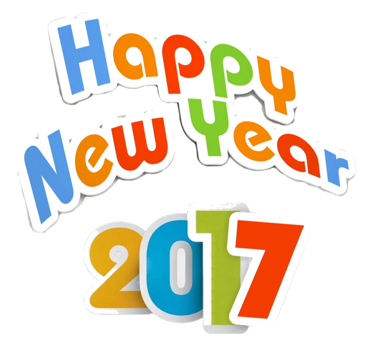 New Year HD PNG - 89816