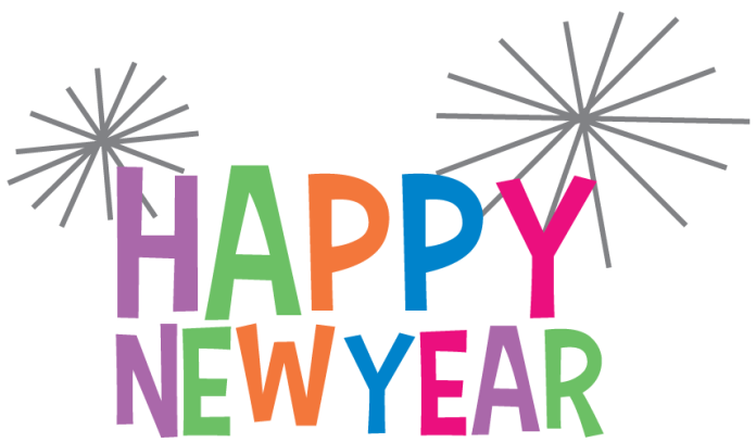 New Year HD PNG - 89809