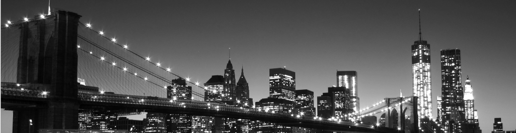 New York City PNG Black And White - 162883