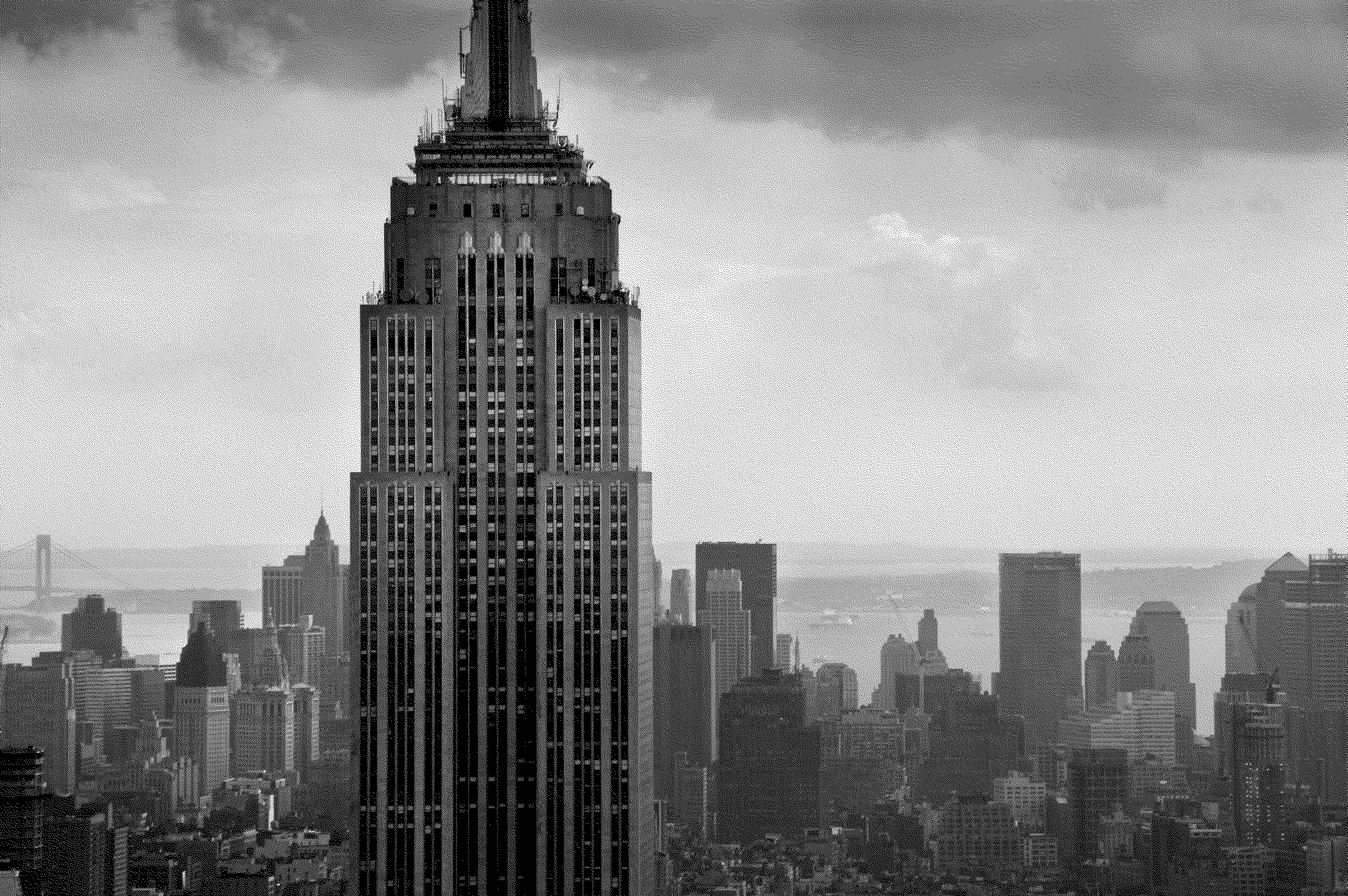 . PlusPng.com new york city black and white.png PlusPng.com  - New York City PNG Black And White