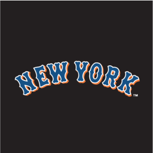 Free Vector Logo New York Mets(209) - New York Mets Logo Vector PNG