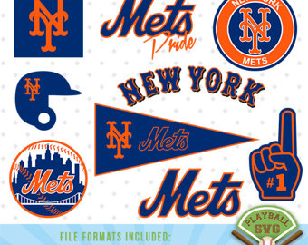 New York Mets Logo Vector Png Transparent New York Mets Logo Vector