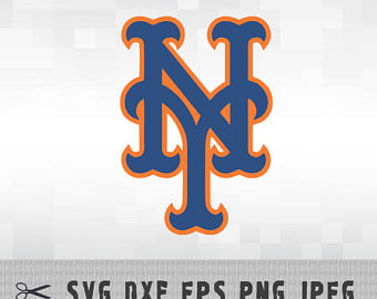 New York Mets SVG PNG DXF Logo Layered Vector Cut File Silhouette Studio  Cameo Cricut Design - New York Mets Logo Vector PNG