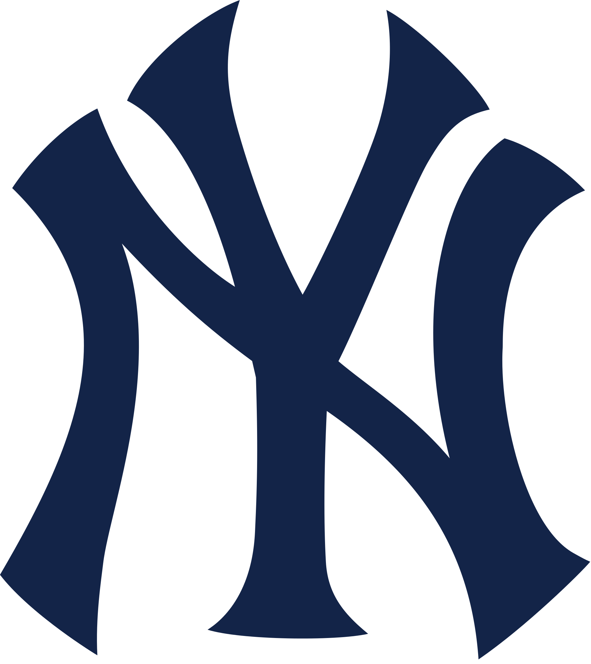 New York Yankees Logo PNG