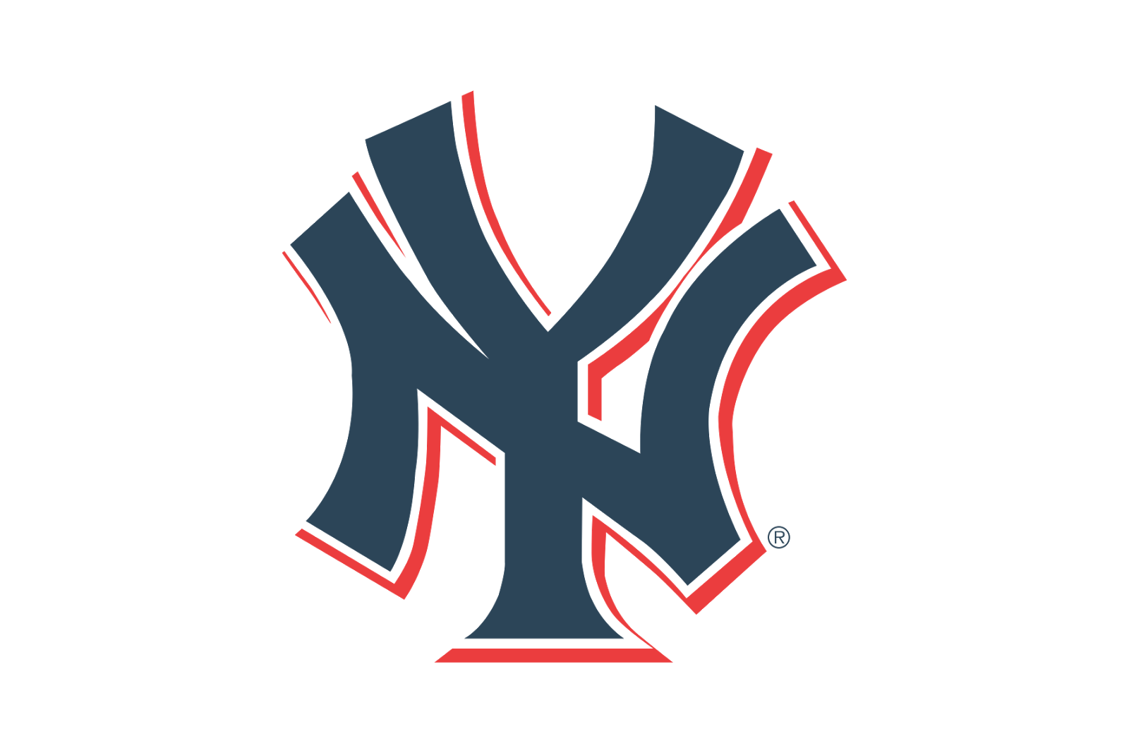New York Yankees Logo Vector PNG - 35303