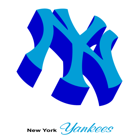 New York Yankees Logo Vector PNG - 35306
