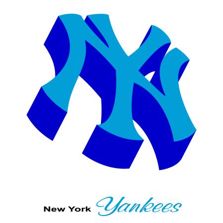 logos-vector pluspng.com - New York Yankees Logo Vector PNG