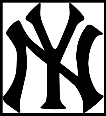 New York Yankees Logo Vector PNG - 35304