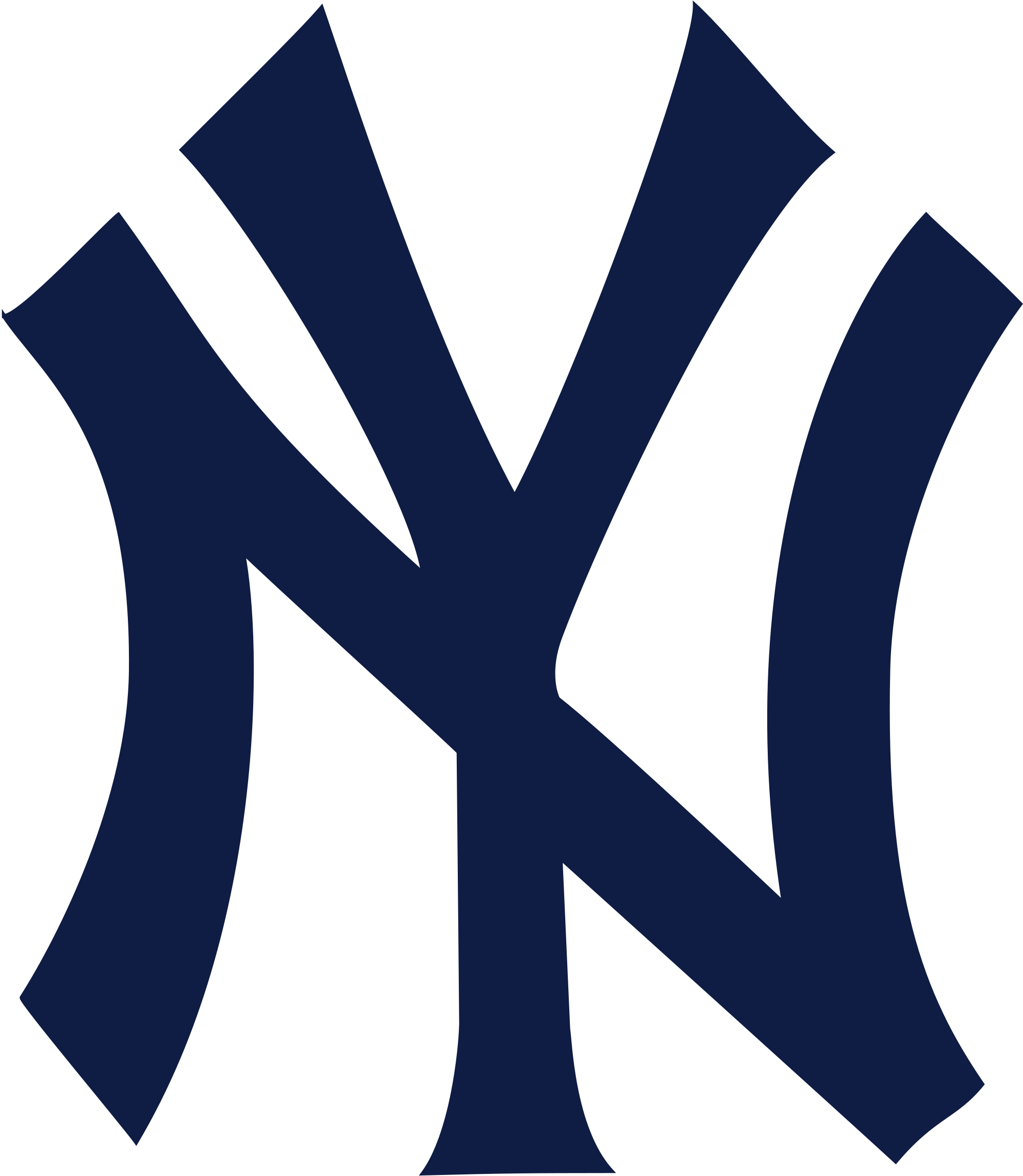 New York Yankees Logo Vector PNG