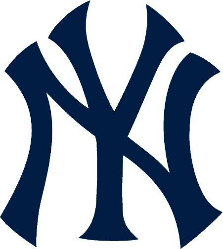 New York Yankees Logo 2 Colou
