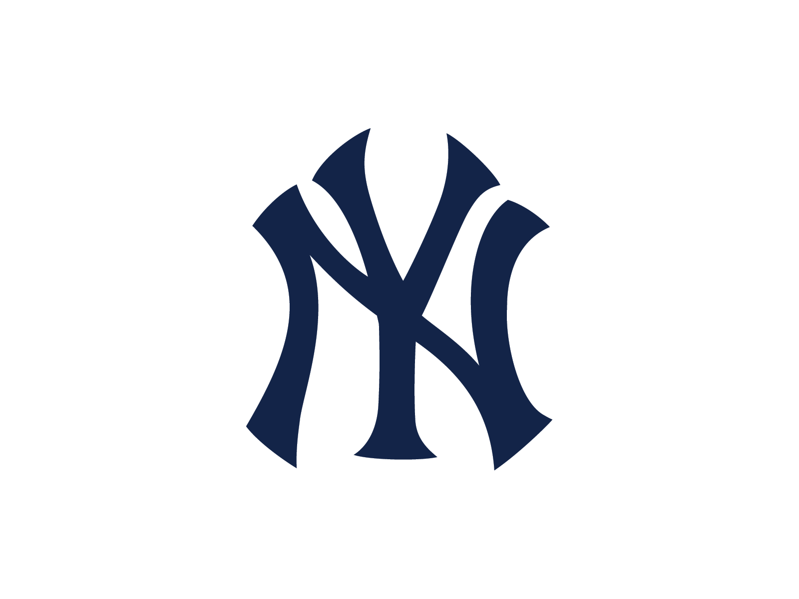 New York Yankees New PlusPng pluspng.com - New York Yankees Logo Vector PNG - New York Yankees PNG
