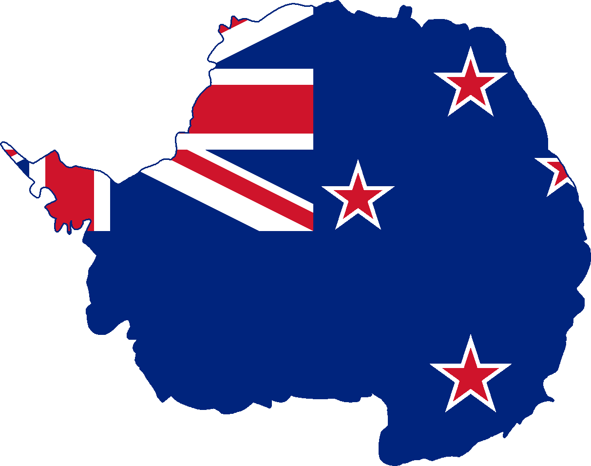 File:Flag Map of Antarctica (New Zealand).png - New Zealand PNG