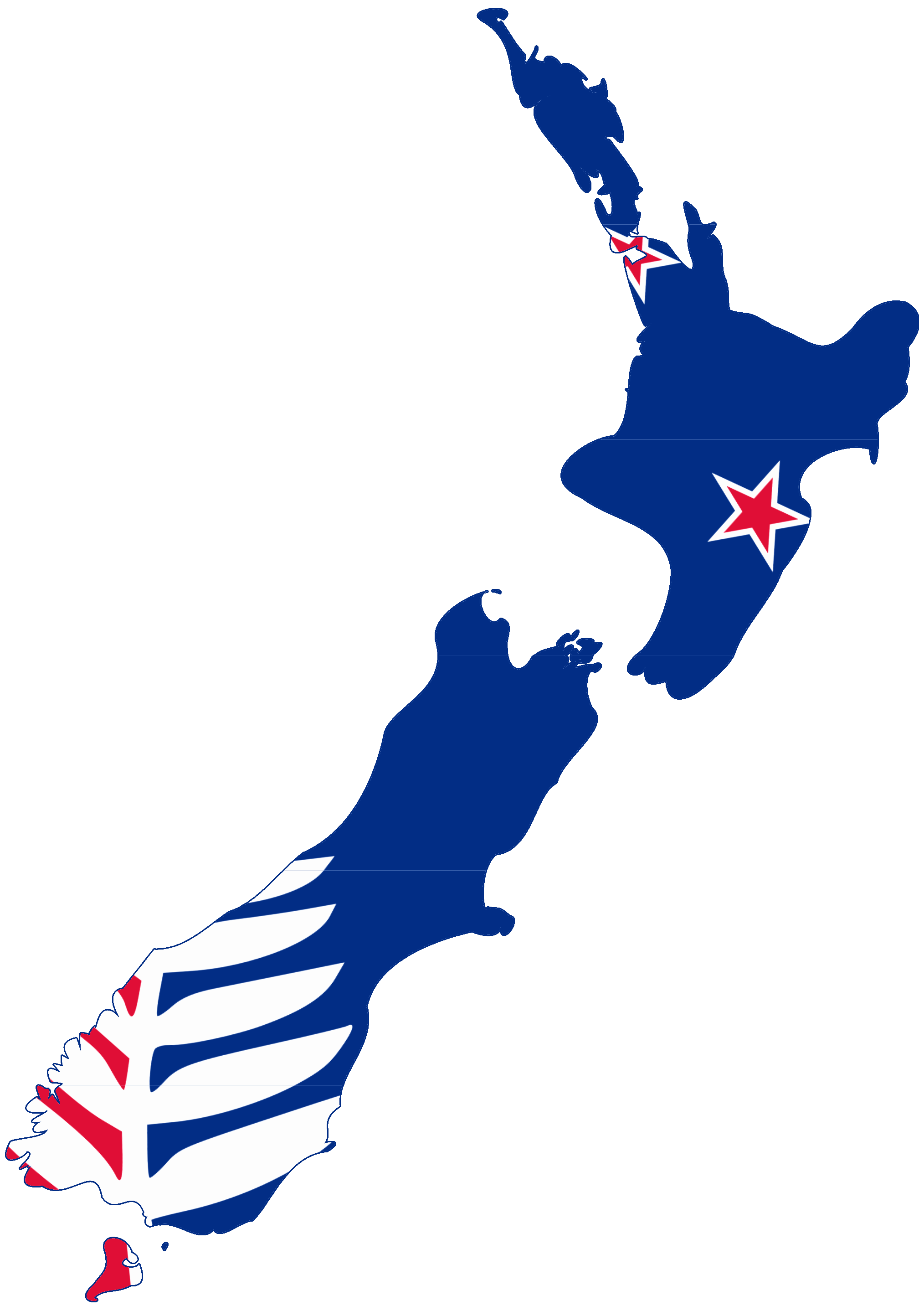 File:Flag map of New Zealand (Kyle Lockwood Proposal).png - New Zealand PNG