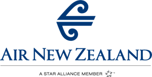 Air New Zealand Logo Vector - New Zealand Post Vector PNG