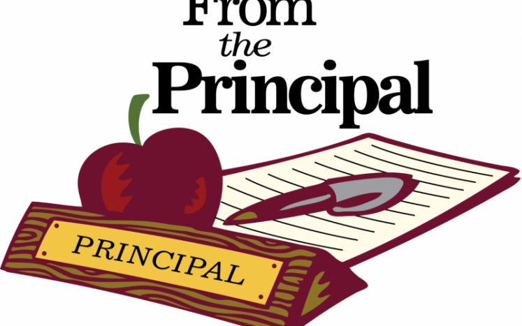 Principalu0027s Weekly Message 5/15 - News And Announcements PNG