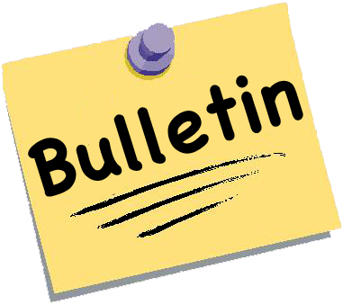 Weekly Bulletin - News Bulletin PNG