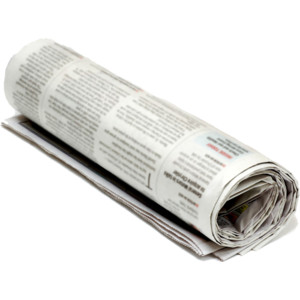 ms-minikit 3-newspaper.png - Newspaper PNG
