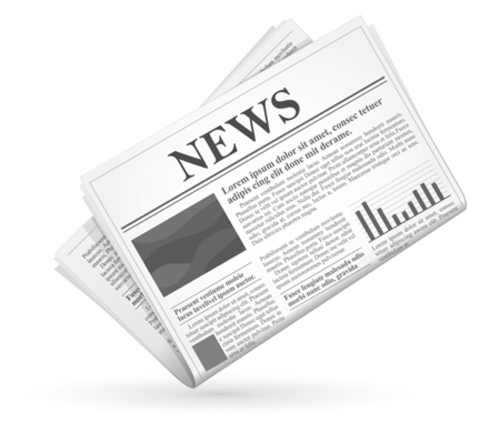 Newspaper PNG - 20261