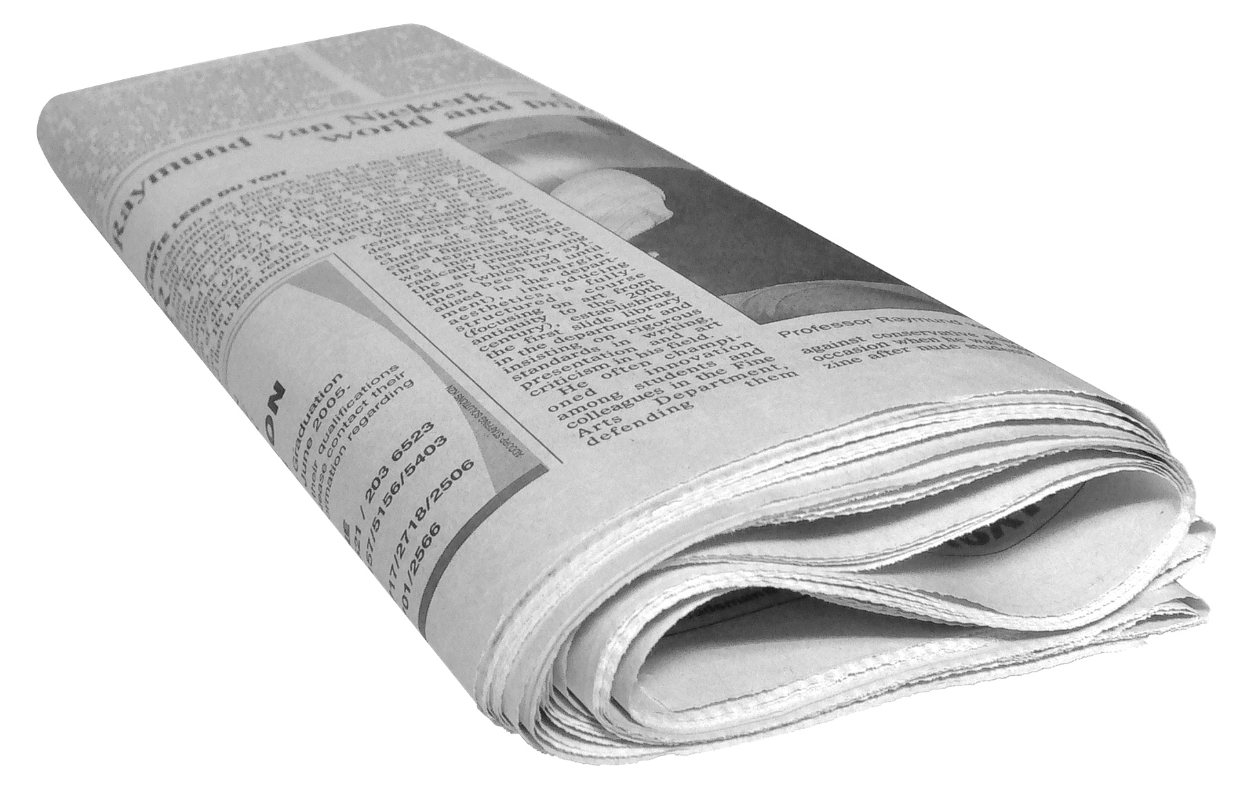 Newspaper PNG - 20265