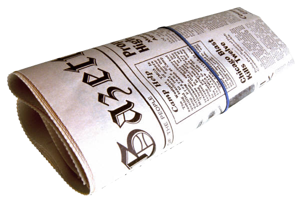 Newspapers at your library