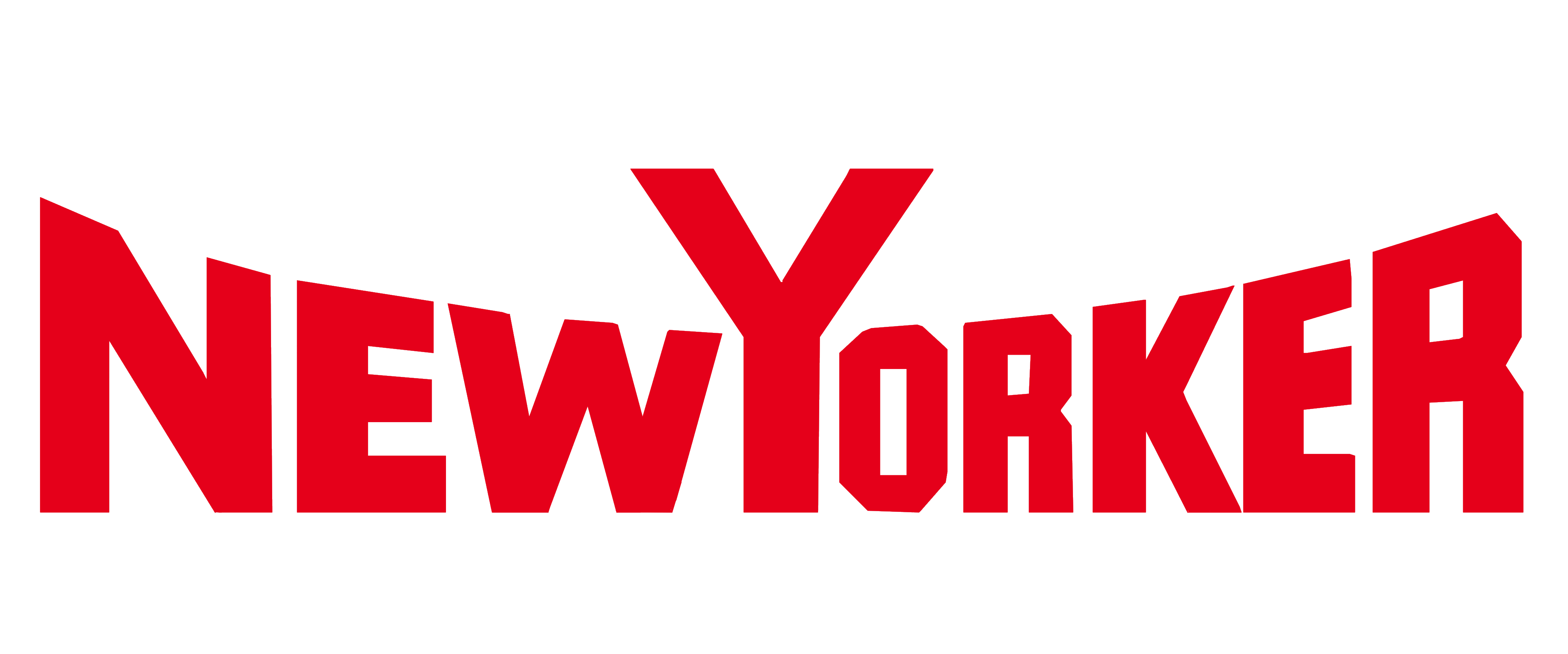 New Yorker logo (NewYorker) - Newyorker PNG