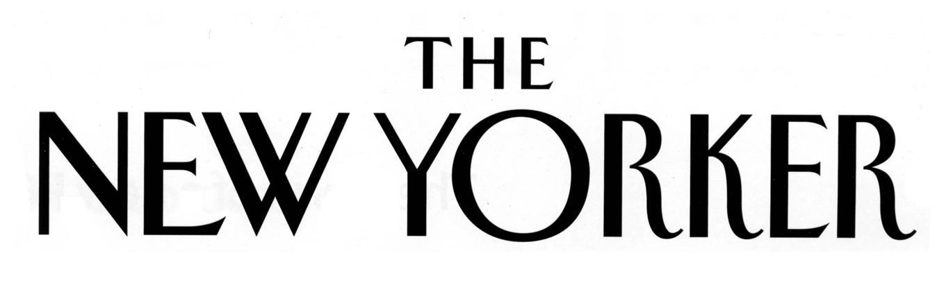 The-new-yorker-logo.jpg - Newyorker PNG