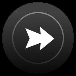 Round next button - Next Button PNG