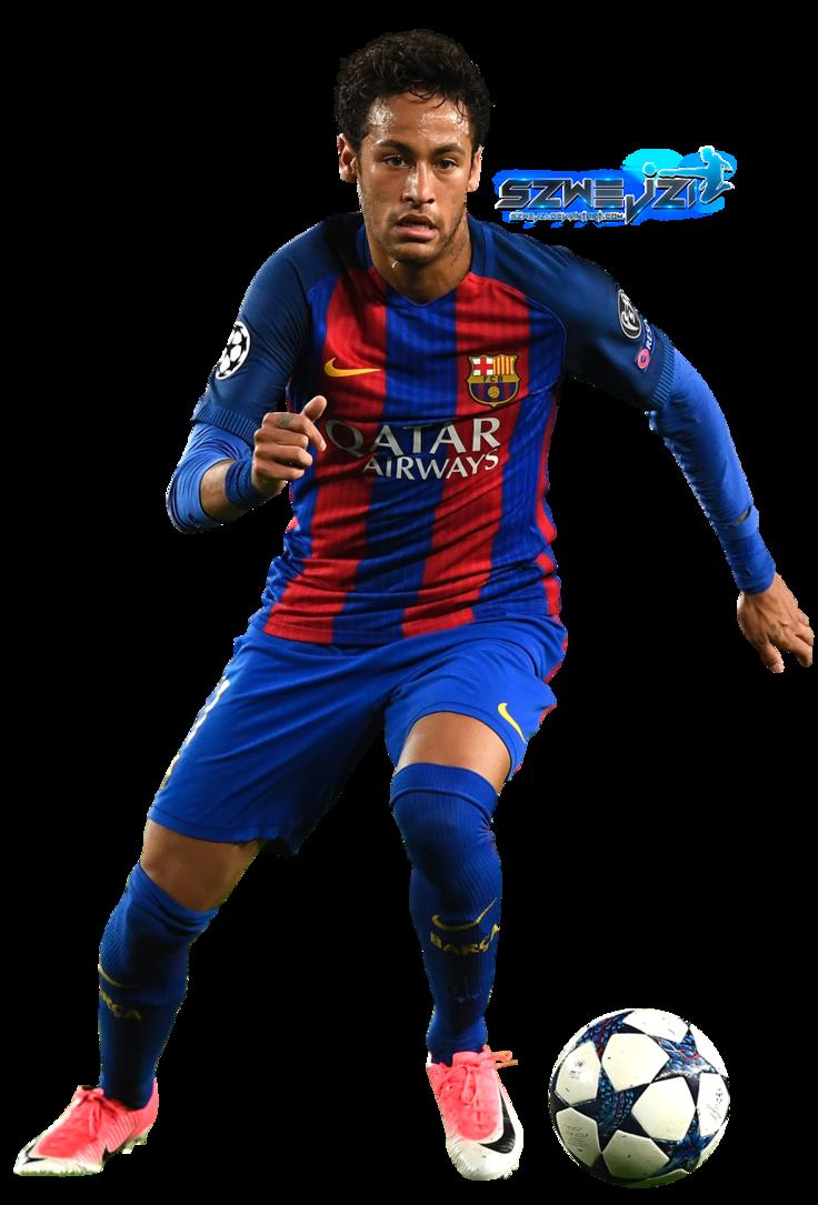 Neymar PNG-PlusPNG.com-736 - Neymar PNG