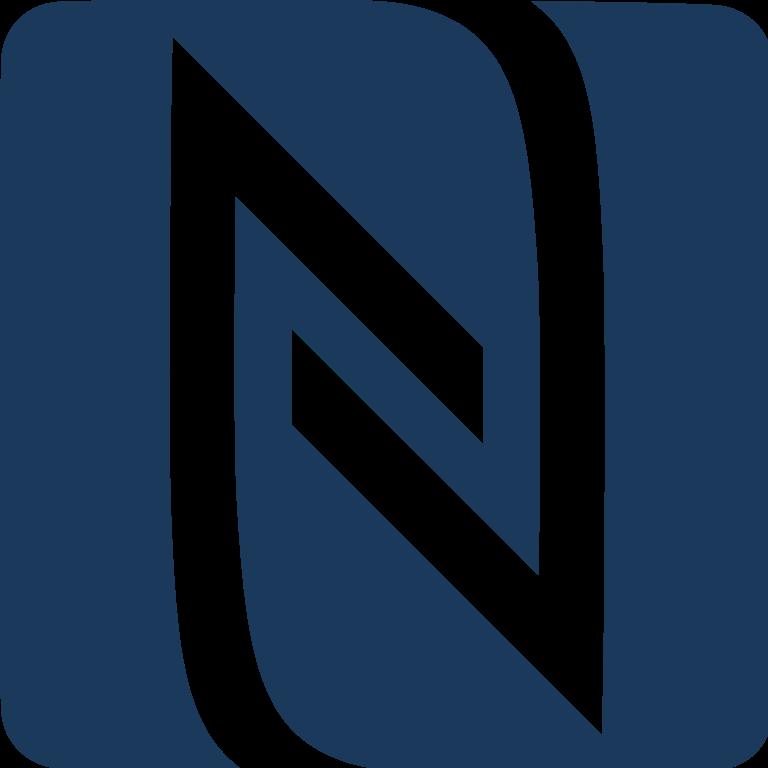 File:NFC N-Mark Logo.svg - Nfc PNG