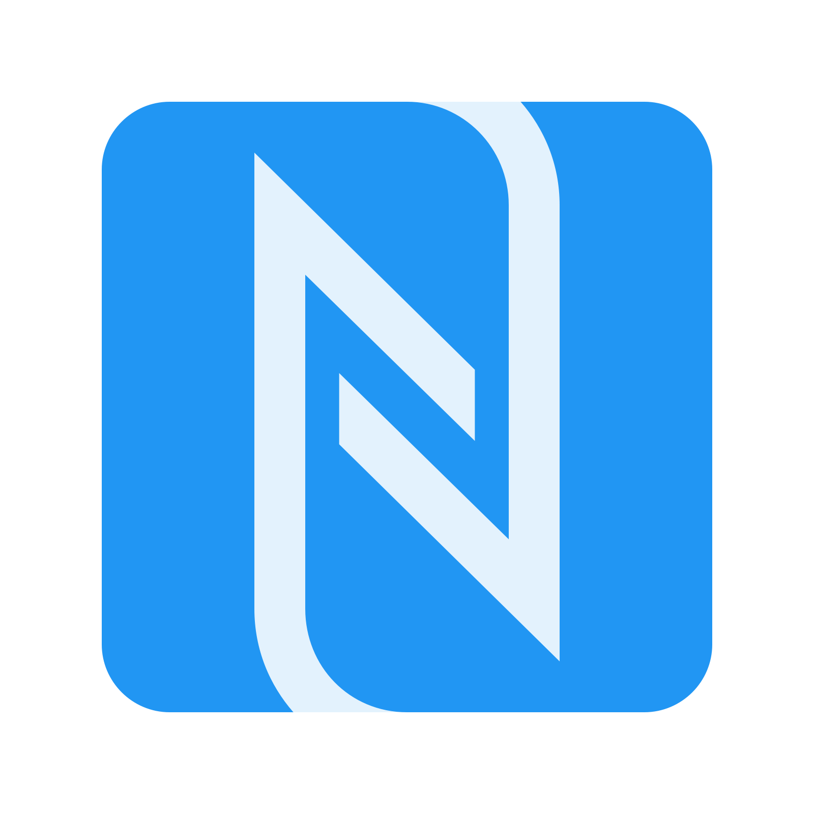 NFC Logo icon - Nfc PNG
