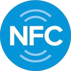 . PlusPng.com NFC tags allow for fast and efficient data transfer without the need to  pair devices