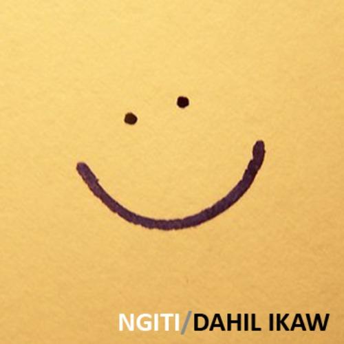 Artwork Cover Design - Ngiti/Dahil Ikaw by stitchfluffy PlusPng.com  - Ngiti PNG