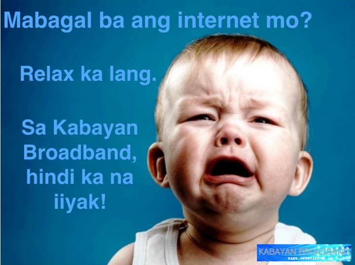 Kabayan bukas papalitan natin ng mga ngiti ang luha nyo. :-)  #kabayanbroadband - Ngiti PNG