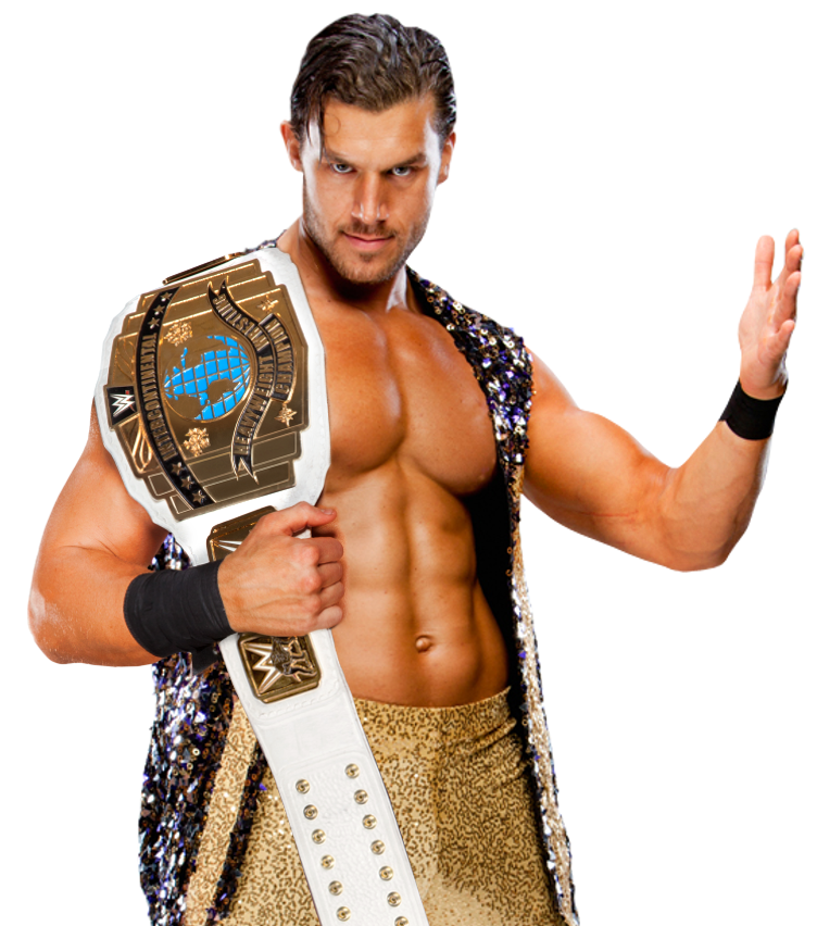 Fandango intercontinental champion by nibble t-da9ahds.png - Nibble PNG