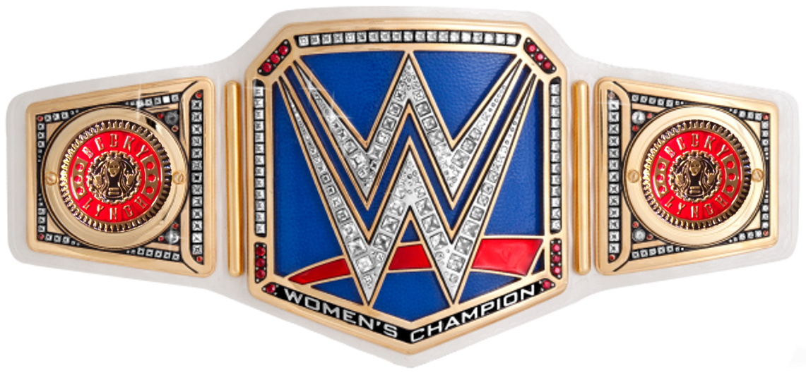 Image - Becky lynch women s championship sideplates by nibble t-daho2uq.png  | Pro Wrestling | FANDOM powered by Wikia - Nibble PNG