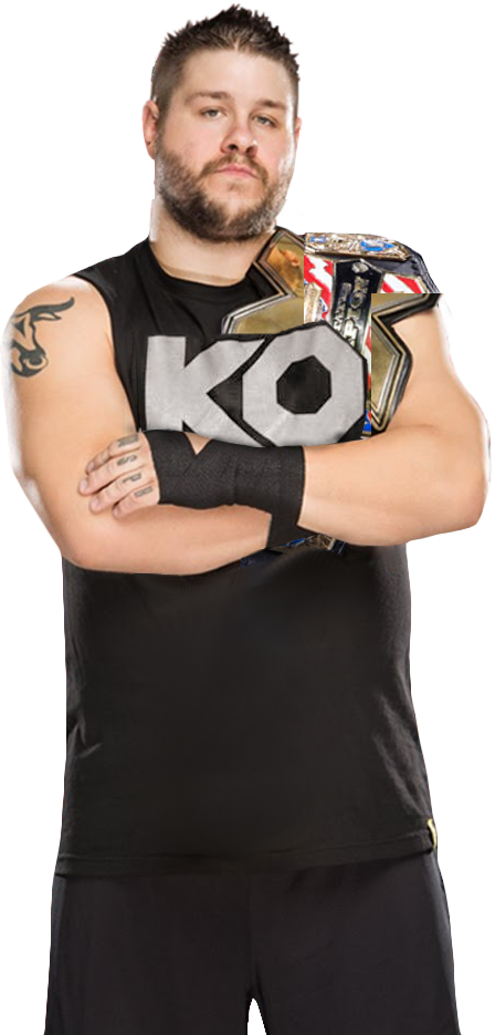 Kevin Owens PNG by Nibble-T PlusPng.com  - Nibble PNG
