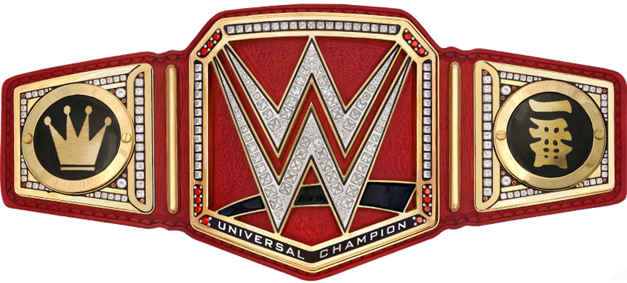 Shinsuke Nakamura WWE Universal Championship by Nibble-T PlusPng.com  - Nibble PNG