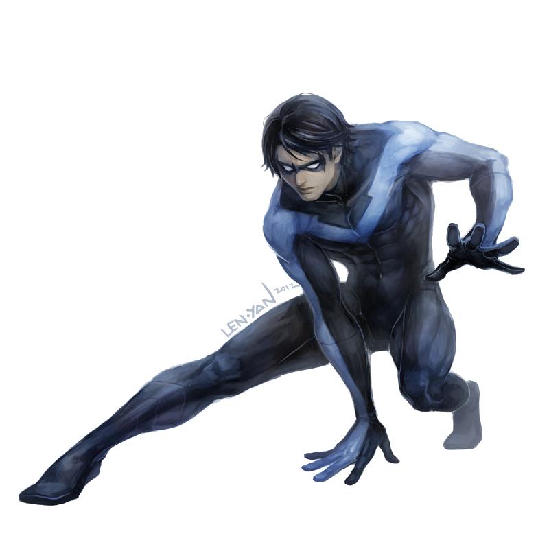 Nightwing PNG - 22693
