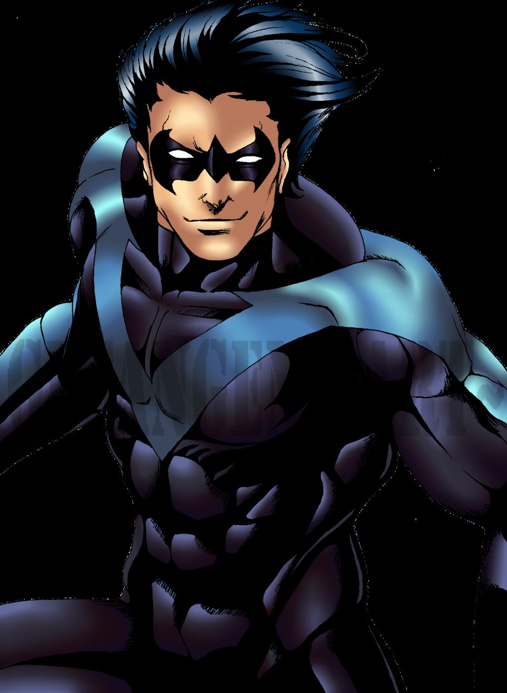 Nightwing PNG - 22695