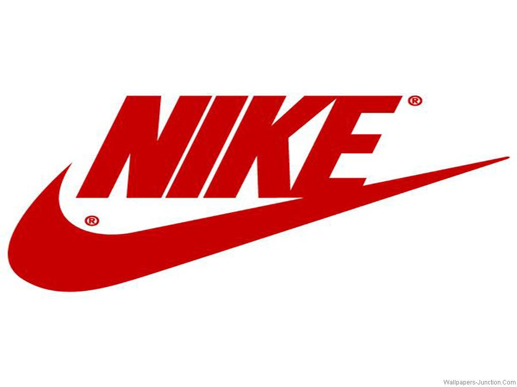 Wallpapers For u003e Red Nike Logo With Black Background - Nike HD PNG