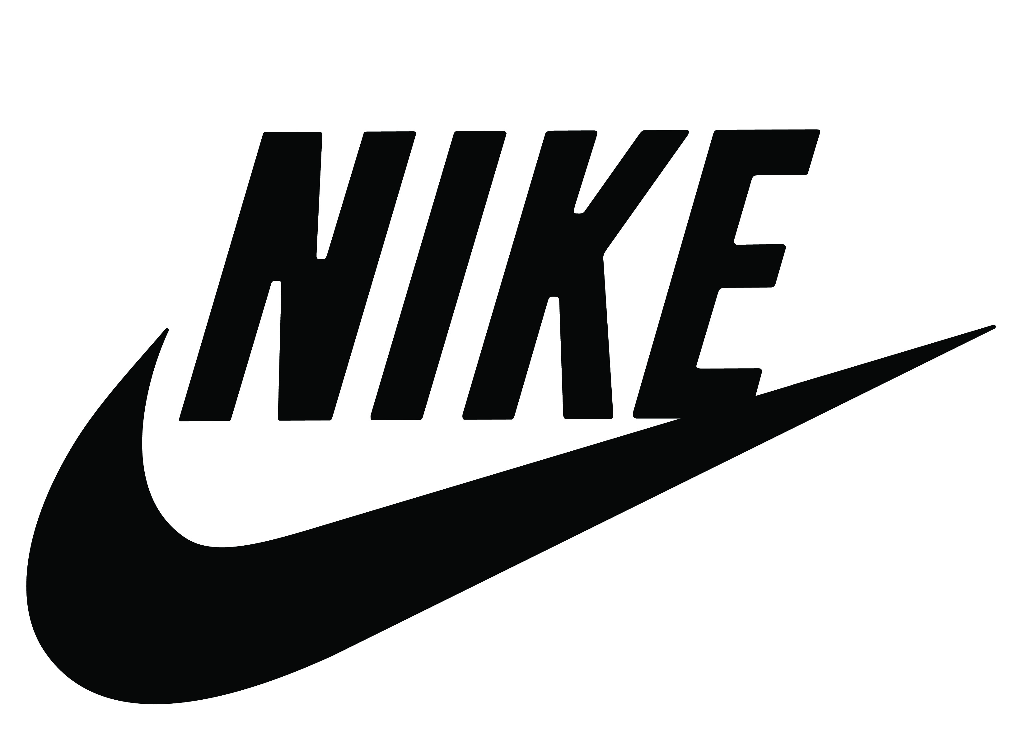 nike logo - Free Large Images - Nike Logo PNG